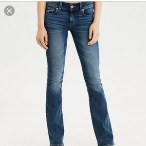AMERICAN EAGLE SKINNY STRETCH JEANS ~ NEW